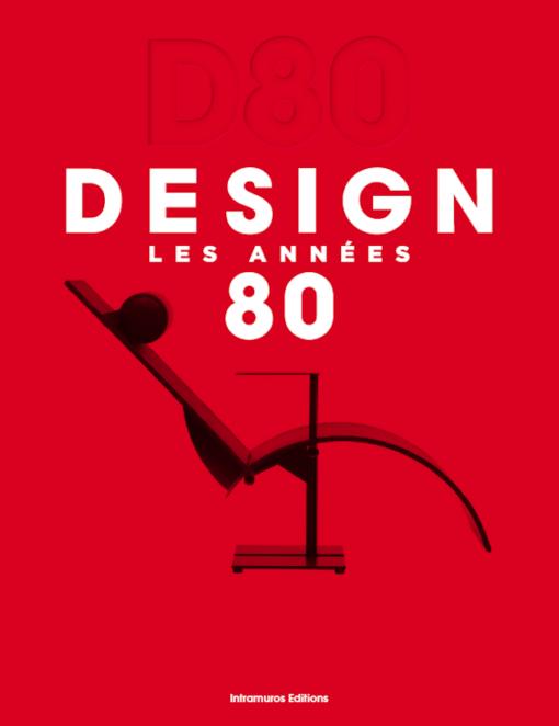 D80 couverture design annees 80