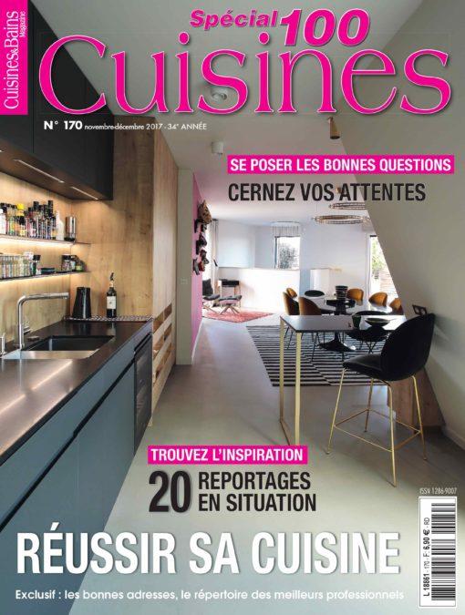 cuisines et Bains magazine